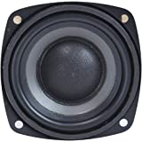 Monacor SPH75/8 3 Inch Hi-Fi Woofer Driver 30W
