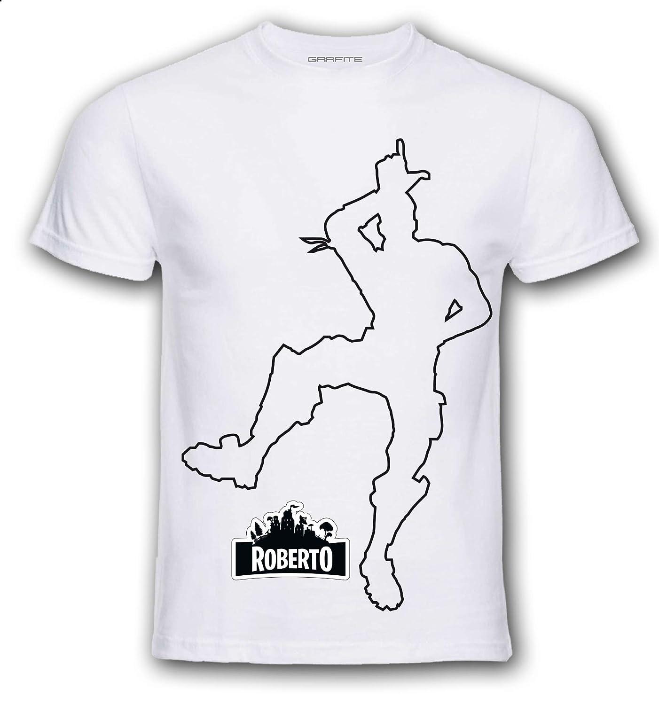 Seleziona Il Ballo Che preferisci e personalizza ►Gratis◄ la t-Shirt con Il Nome Che Vuoi. GRAFITE T-Shirt Skin PRO Scegli Il Tuo Stile