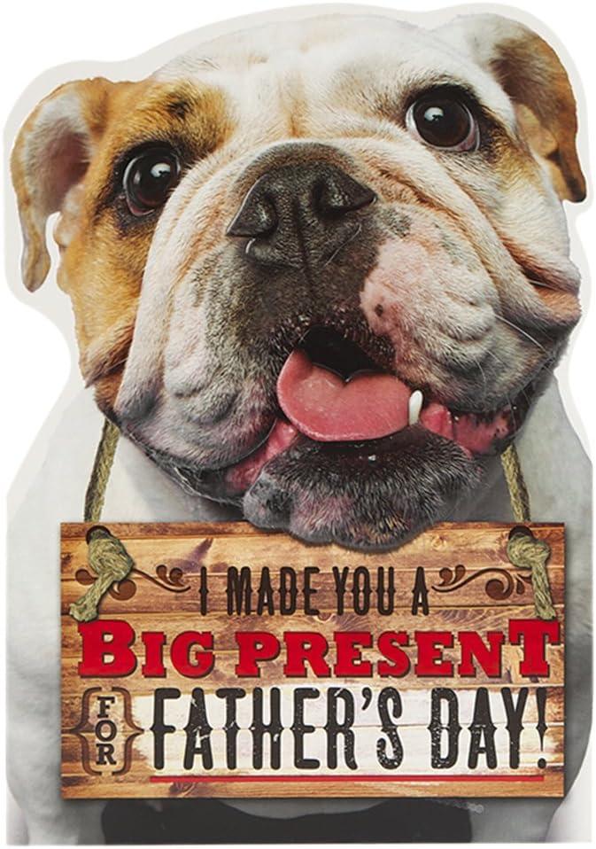 Medium Hallmark Fathers Day Card Wish with Love