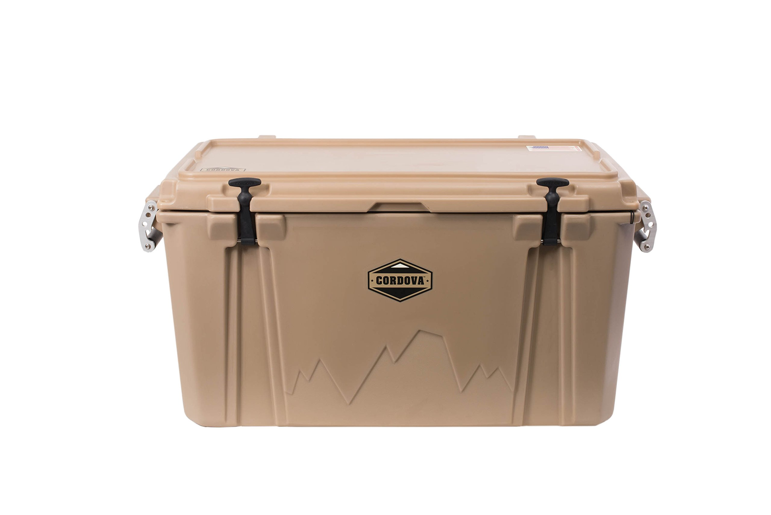 Cordova Coolers 100 Large Cooler - Sand by Cordova Coolers