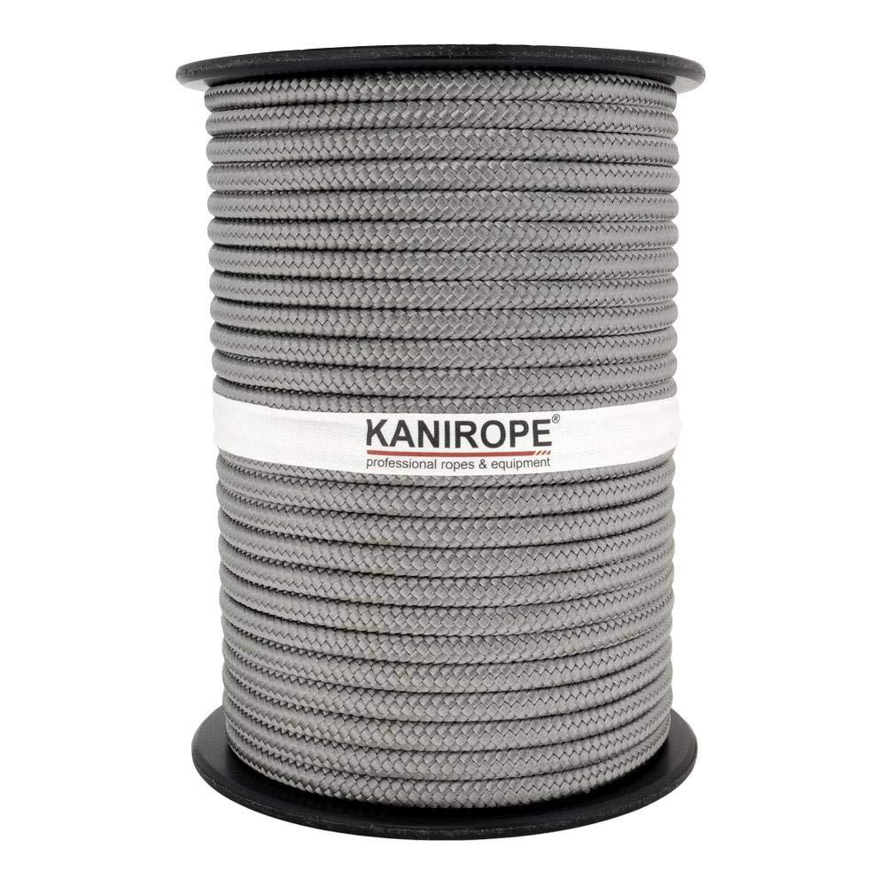 0120 Kanirope/® PP Seil Polypropylenseil MULTIBRAID 4mm 100m geflochten Farbe Kanariengelb