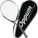 oppum Adult Carbon Fiber Tennis Racket, Super Light Weight Tennis Racquets Shock-Proof and Throw-Proof,Include Tennis…