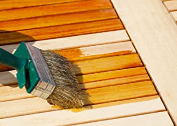 5l Natur Leinol Leinol Holzschutz Holzpflegemittel Holzol Holz Ol