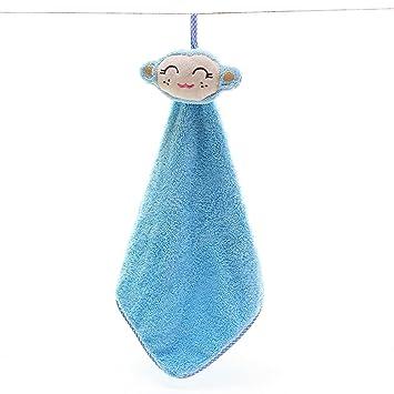 jewby multifunción Cute diseño absorbente toalla de mano en seco para cocina baño uso: Amazon.es: Hogar