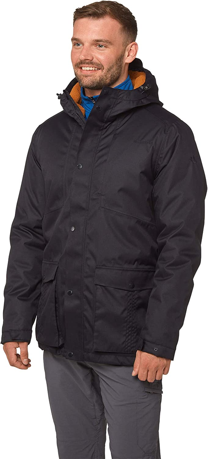 Craghoppers Mens Kiwi Thermic Jkt Jackets Waterproof Insulated