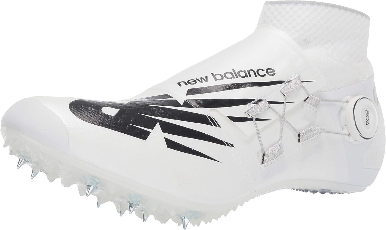 Inevitable suelo Huérfano  New Balance Men's Sprint Sigma Harmony V1 Spike Alternative Closure Running  Shoe | Track & Field & Cross Country - Amazon.com
