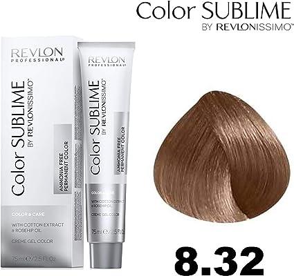 Revlonissimo Color sublime 75 ml, Color 8.32: Amazon.es: Belleza