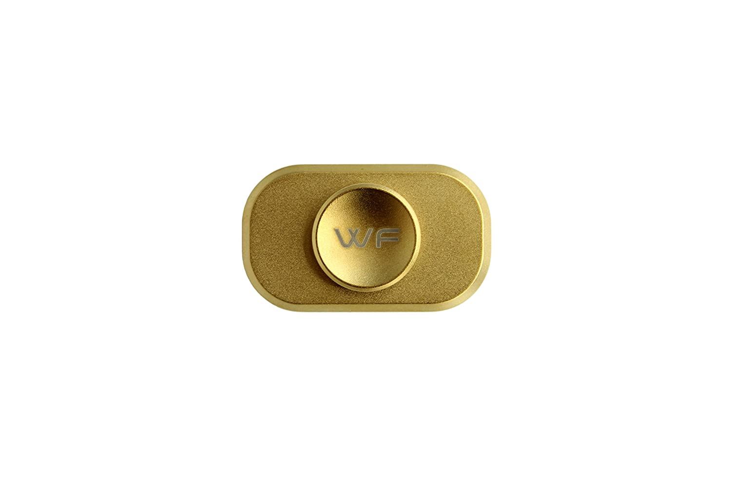 Designed for Stress and Anxiety Relief. Gold WeFidget Original The Bar Premium Hand Spinner