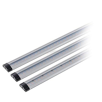 Striscia LED SEBSON bianco caldo, dimmerabile (funzione touch ...
