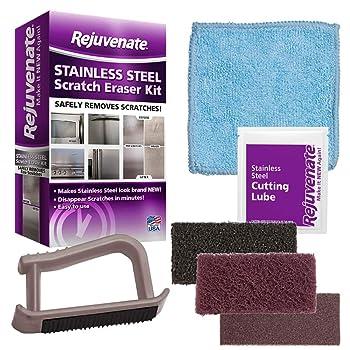 Rejuvenate Stainless Steel Cleaner