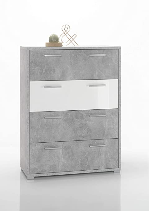 moebel-guenstig24.de Kommode Sideboard Highboard Mountain 3\