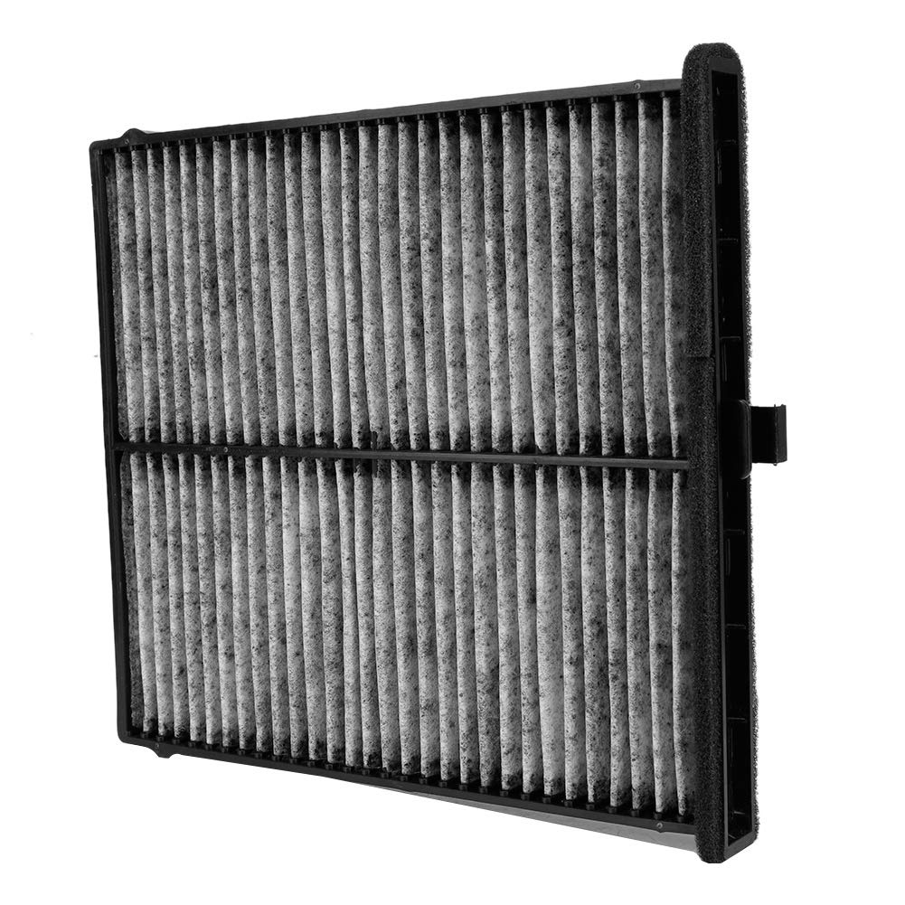 Activated Carbon Cloth Duokon Car Cabin Air Filter Activated Carbon Car Anti-Pollen Dust Air Filter for CX-5 2012-2017