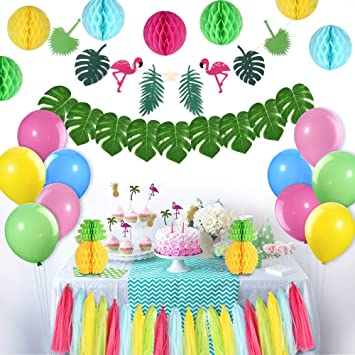Image result for summer party decorations