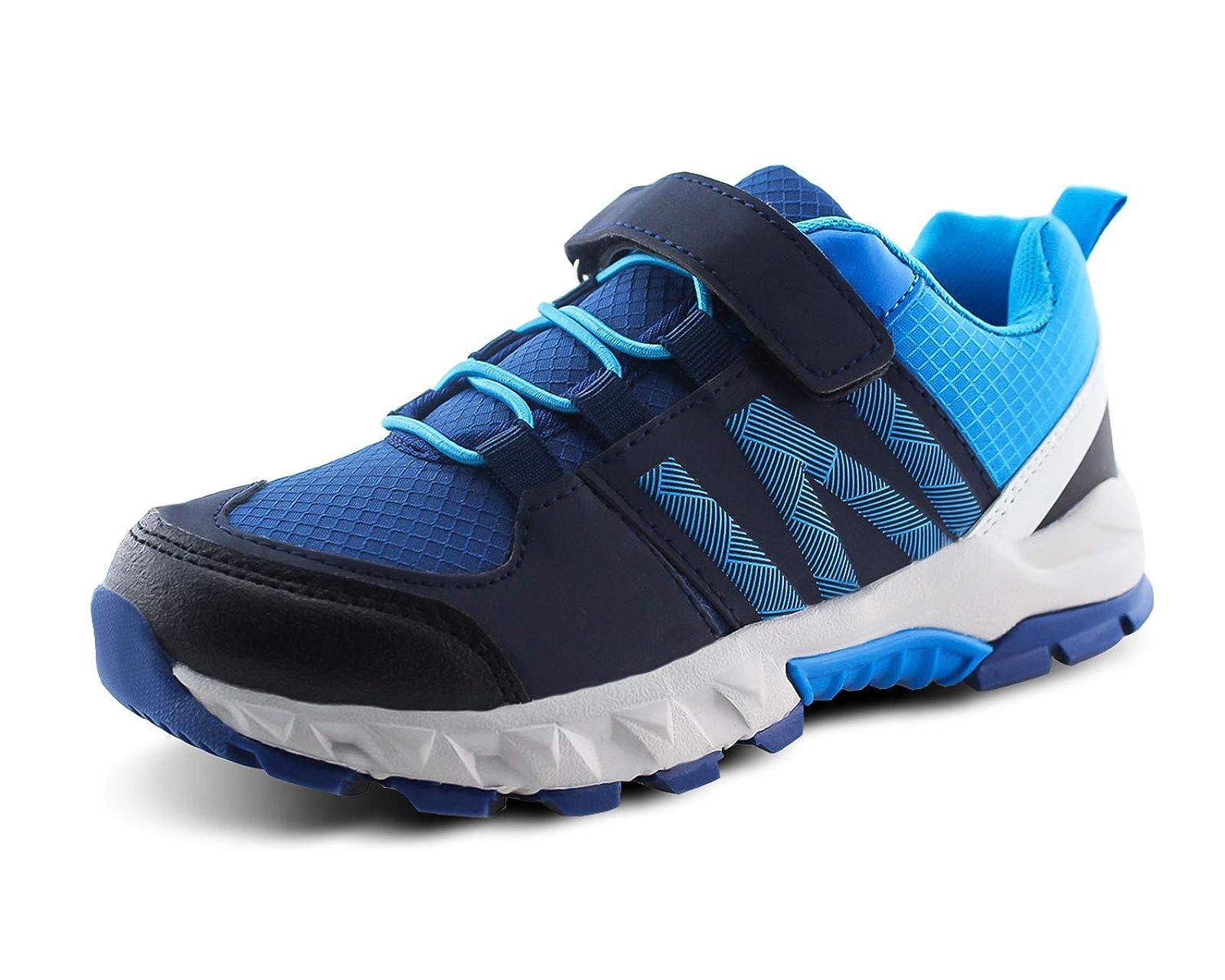 Jabasic Kids Hiking Shoes Outdoor Adventure Athletic ST4391 - 3