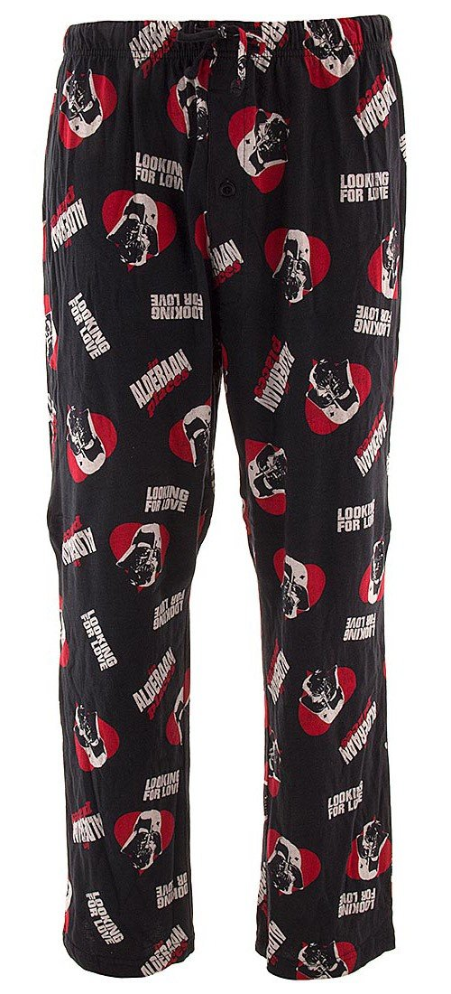 Star Wars Men's Darth Vader Looking for Love Pajama Pants S