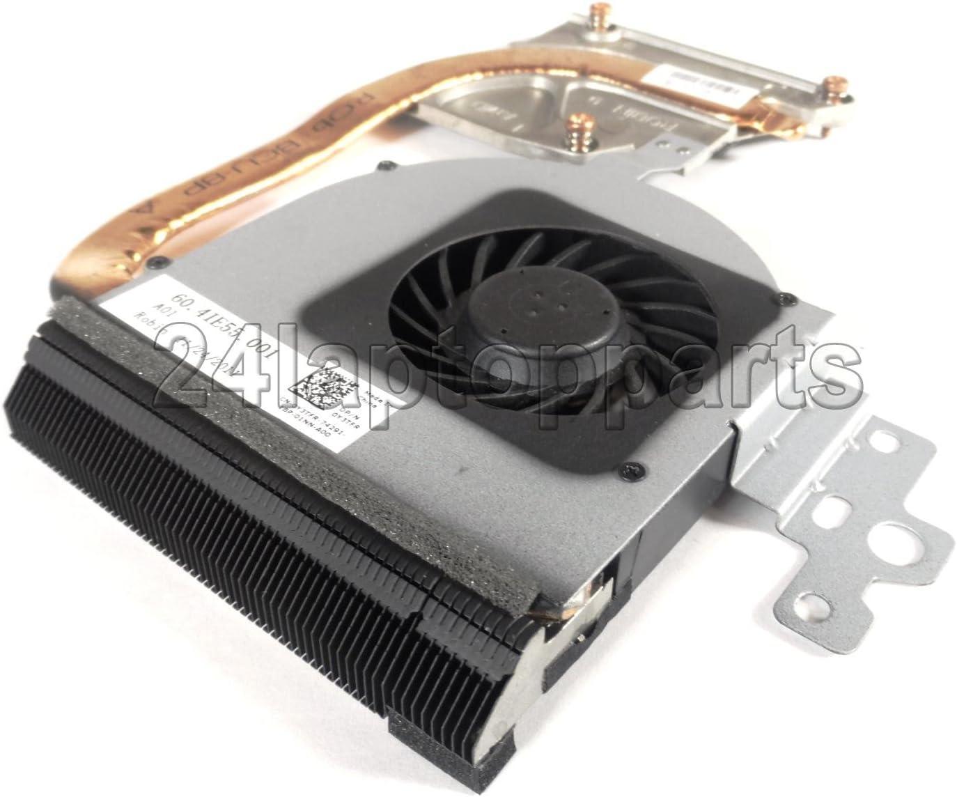 Dell Laptop Y3TFR AMD Heatsink and Fan 60.4IE56.001 Inspiron M5110