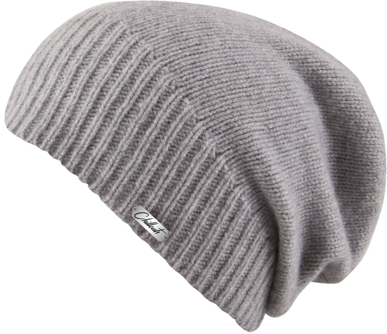 Chillouts Riley Hat Light Grey -One Size