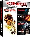 Mission : Impossible - L'intégrale des 5 films