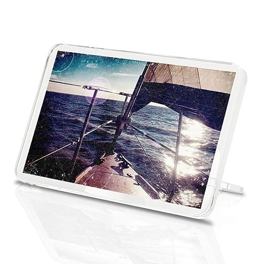 Imán para nevera con diseño de barco y yate: Amazon.es: Hogar