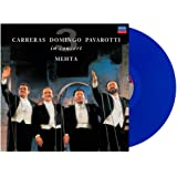 The Three Tenors In Concert: 25th Anniversary Edition (Blue Vinyl)