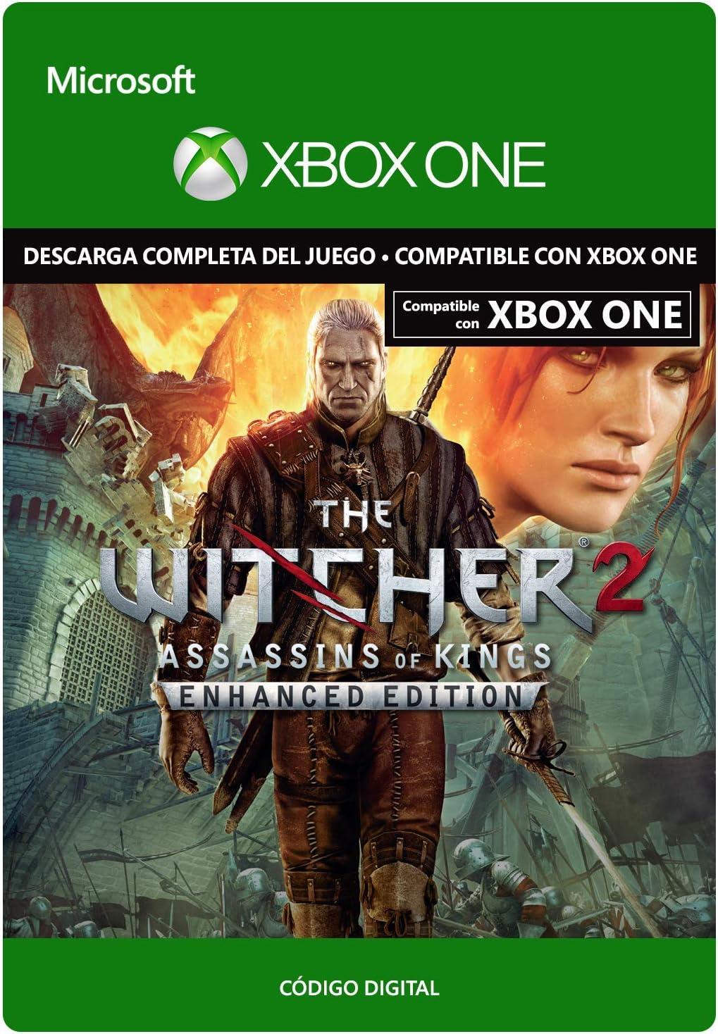 The Witcher 2: Assassins of Kings | Xbox One - Código de descarga ...