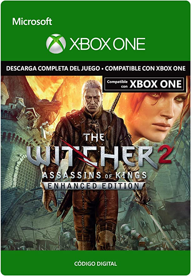 The Witcher 2: Assassins of Kings   Xbox One - Código de descarga: Amazon.es: Videojuegos