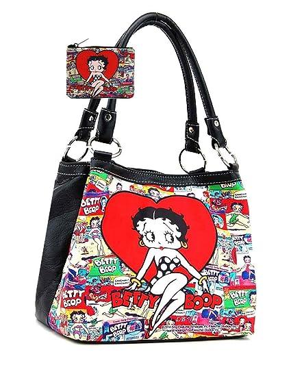 Betty Boop - Juego de Monedero y Bolso de Mano, colección de ...
