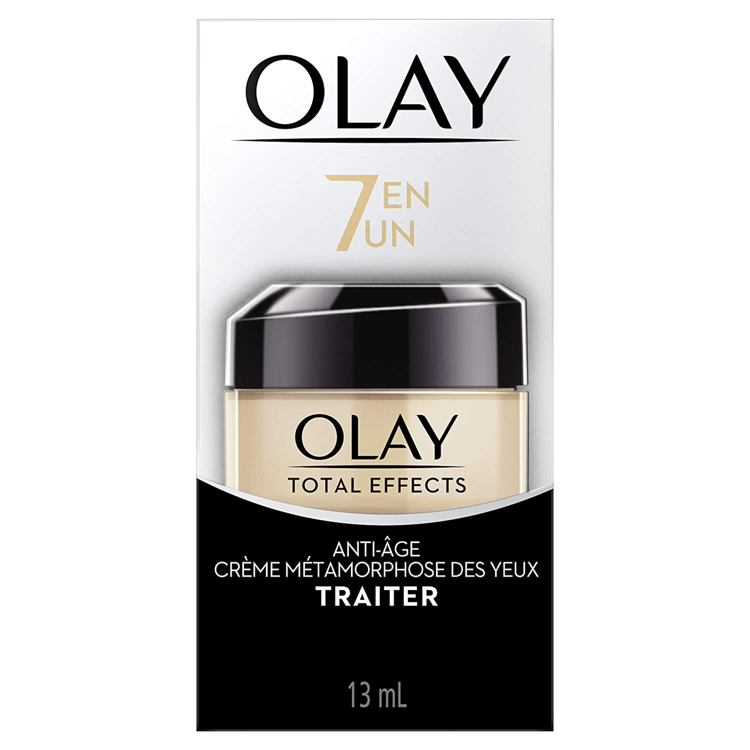 Olay Total Effects 7-in-one Anti-Aging Transforming Eye Cream 0.5 oz Packaging may Vary P&G NA