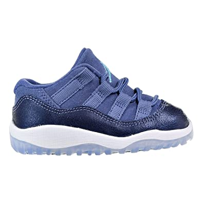 new concept 48ecf 43c88 Amazon.com | Jordan Toddlers Jordan 11 Retro Low TD blue ...