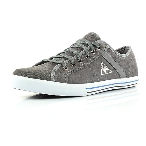 LE COQ SPORTIF Le coq sportif saint malo suede zapatillas moda hombre: LE COQ SPORTIF: Amazon.es: Zapatos y complementos