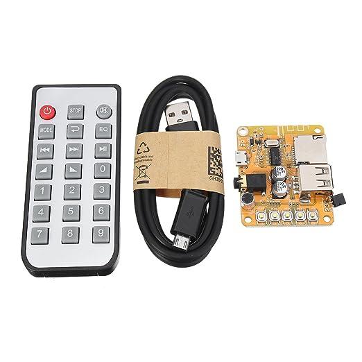 ROUHO DIY 5V Bluetooth 3.0/4.0/4.1 Receptor De Audio Tarjeta ...