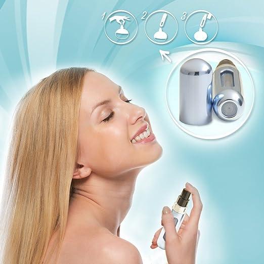 Amazon.com: travella refillable Vaporizador de perfume – 4 ...