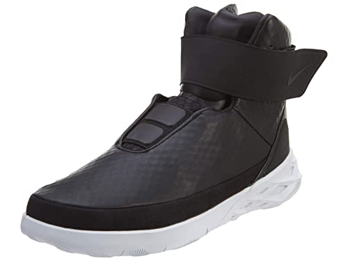 uk availability 38d38 915d5 Nike Mens Swoosh Hunter High Top Sneaker Basketball Shoes