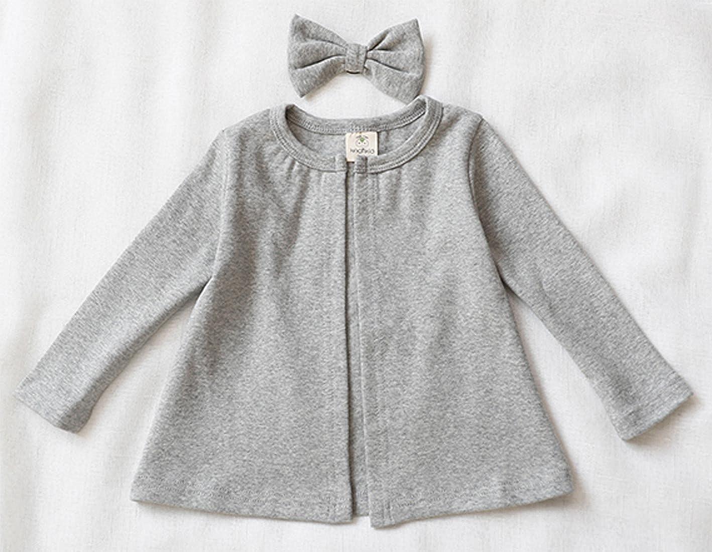 Amazon.com: kacakid 100% algodón invierno Outerwear chaqueta ...