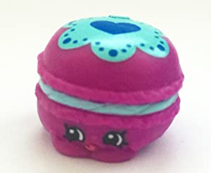 SHOPKINS EXCLUSIVE FOOD FAIR CANISTER EDITION MACCA ROON FF-028