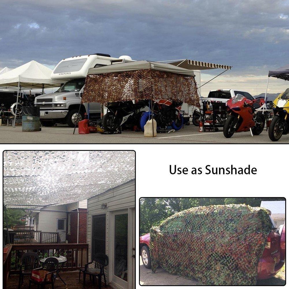 Oarea, red con decoración de camuflaje para casetas de caza: Amazon.es: Deportes y aire libre