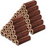 36 Pack Tigerbox® Premium Eco Wooden Heat Logs. Fuel for Firewood, Open Fires, Stoves and Log Burners