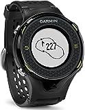 Garmin Approach S4 Montre de golf GPS Noir