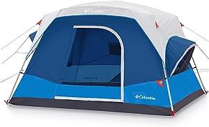 Columbia Mammoth Creek 6 Person / 8 Person / 10 Person Cabin Tents