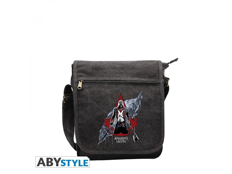 Unidad Assassins Creed - cresta roja insignia roja pequeñ a bolsa de mensajero BAG076