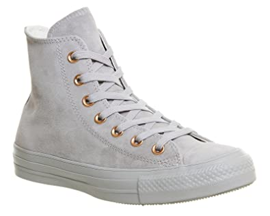 converse egret rose gold. converse all star hi lthr ash grey rose gold exclusive - 3 uk egret s