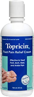product image for Topricin Foot Pain Relief Cream (8 oz)