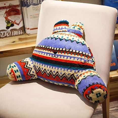 Cómoda almohada para el cuello Almohada en forma de U ...