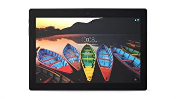 newest db266 13698 Lenovo TAB 3 10 Plus FHD 10.1 inch Tablet (Slate Black) - MediaTek MT8161  Processor, 2 GB RAM, 16 GB eMMC Storage