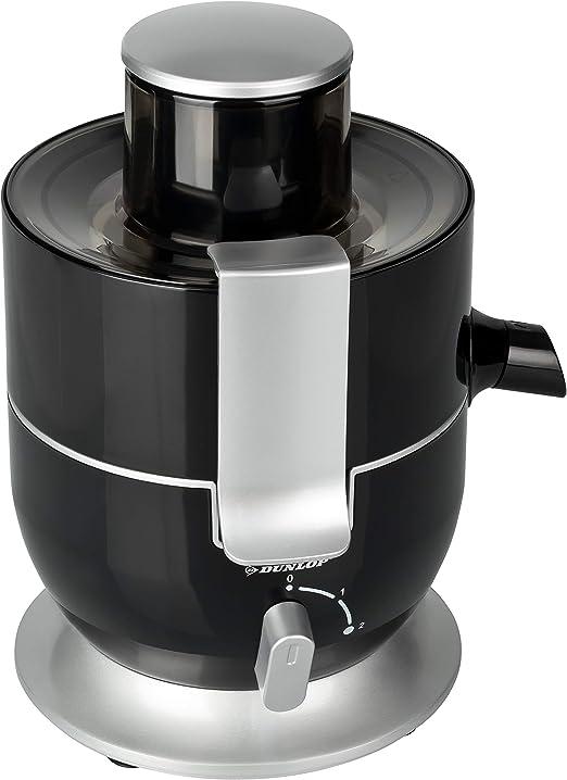 Dunlop - Exprimidor eléctrico para frutas y verduras, 350 W, 1 ...