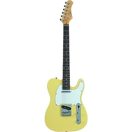 EKO Guitarras VT-380 Cream - Guitarras eléctricas