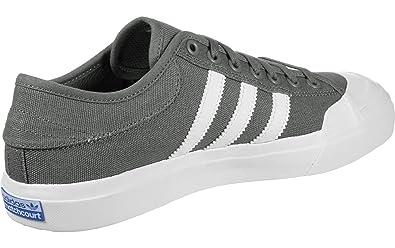 adidas Jungen Matchcourt Fitnessschuhe, Grau (Gricua Ftwbla Gum4 000), 38 e63b71c9f3