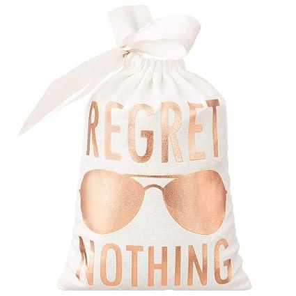 Amazon.com: Bolsas de regalo para damas de honor, 10 ...