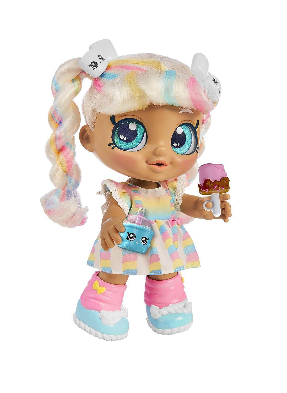 Kindi Kids Snack Time Friends Pre School 10 inch Doll Summer Peaches NEW
