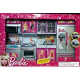 Barbie Dream house Kitchen Set Light & Sound